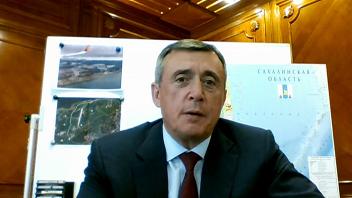 Валерий Лимаренко: на Сахалине возобновили работу практически все предприятия