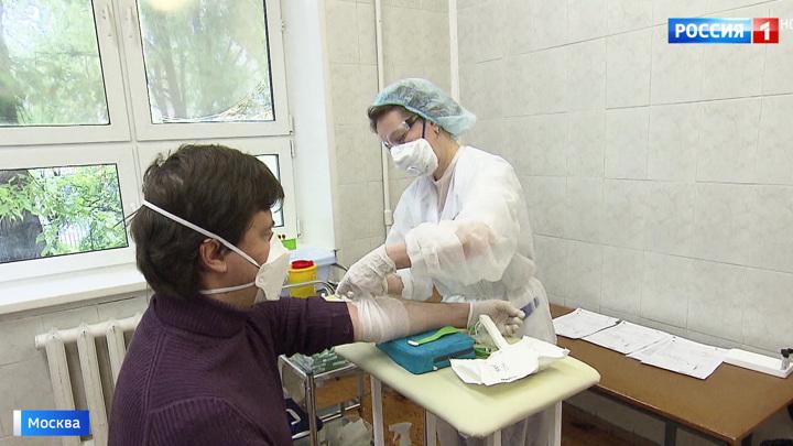 В Москве сдать анализ на антитела к коронавирусу теперь могут все желающие