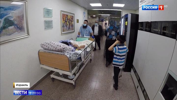В Израиле нашли способ защитить от заражения врачей и пациентов