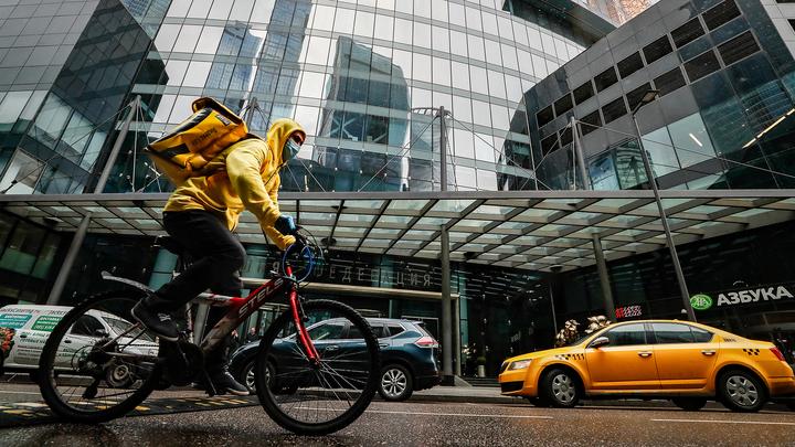 У МВД нет оснований обязывать велокурьеров сдавать экзамены на знание ПДД