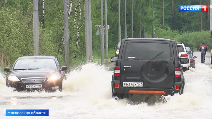 Дома затопило, деревья повалило: в столичном регионе подсчитывают убытки от непогоды