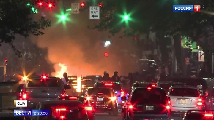Такого Америка не видела полвека: протесты против расизма охватили более половины Штатов