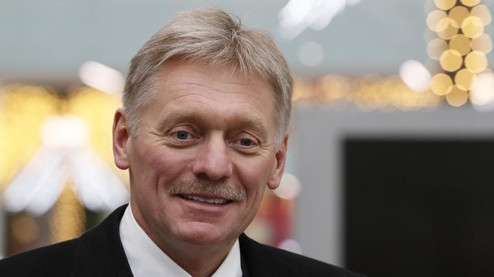 Песков озвучил условие встречи Путина с Джонсоном