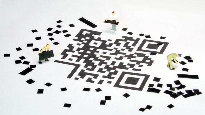 Вместо водительских прав могут ввести QR-код