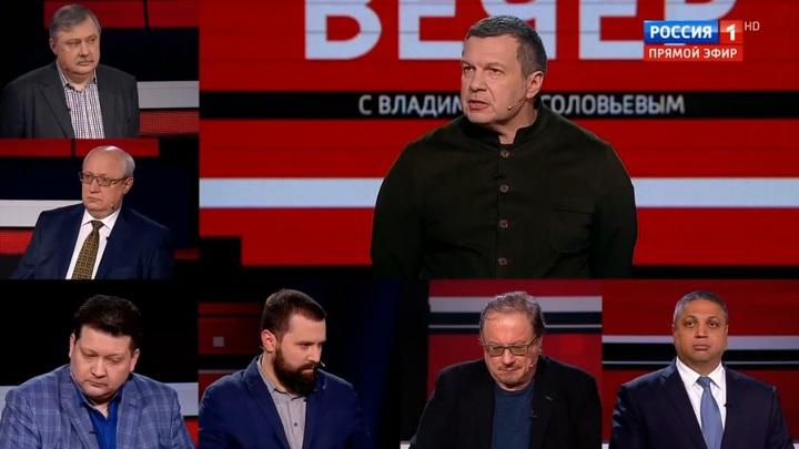 Вечер с Владимиром Соловьевым. Эфир от 2 июня 2020 года
