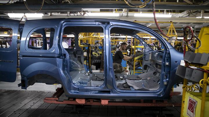 Renault прогнозирует рост российского авторынка в 2021 году на 2-4%