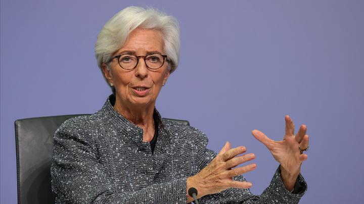 ЕЦБ улучшил прогноз динамики ВВП еврозоны, сохранил нулевую базовую ставку