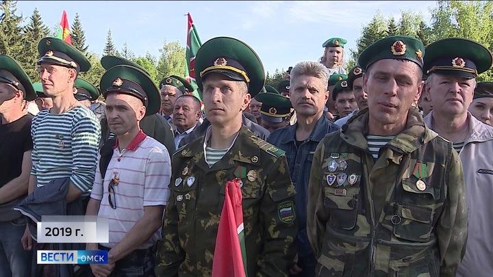 В Москве в День пограничника состоится праздничный салют