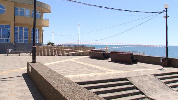 Из-за наплыва отдыхающих Кубань продлила карантин