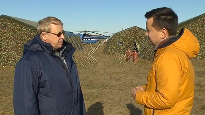 """Первый вице-президент """"Норникеля"""" назвал причину катастрофы в Норильске"""