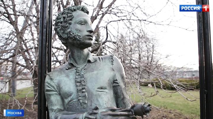 В день рождения Пушкина на Красной площади пройдет книжный фестиваль