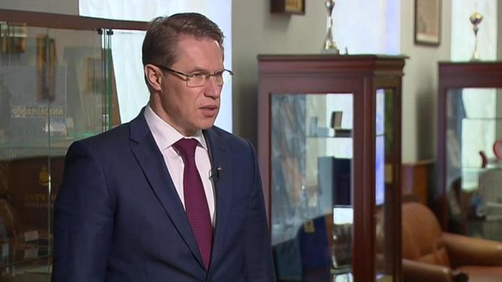 Глава Минздрава призвал россиян продолжать носить маски