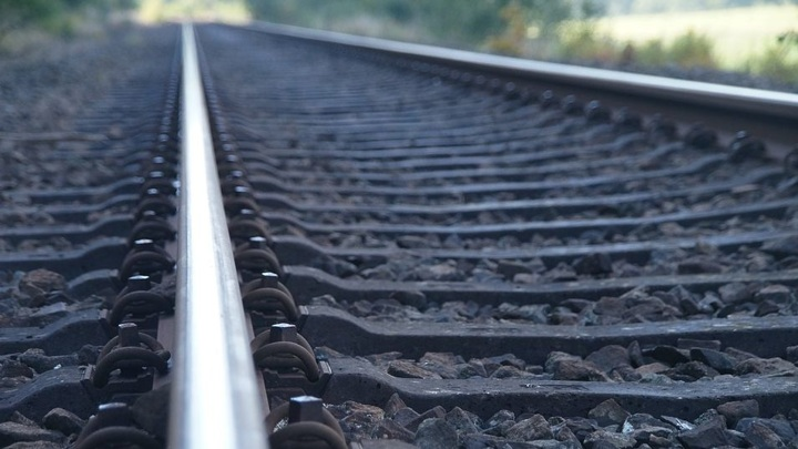 Собянин и Белозеров открыли в Москве новую станцию на Октябрьской железной дороге
