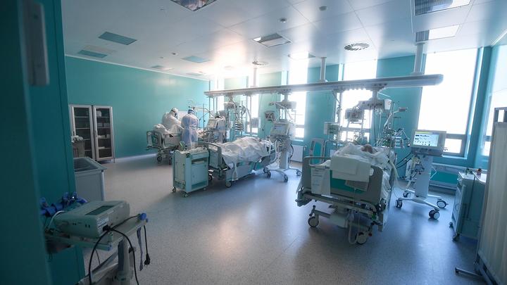 Оперштаб обновил данные по количеству заболевших