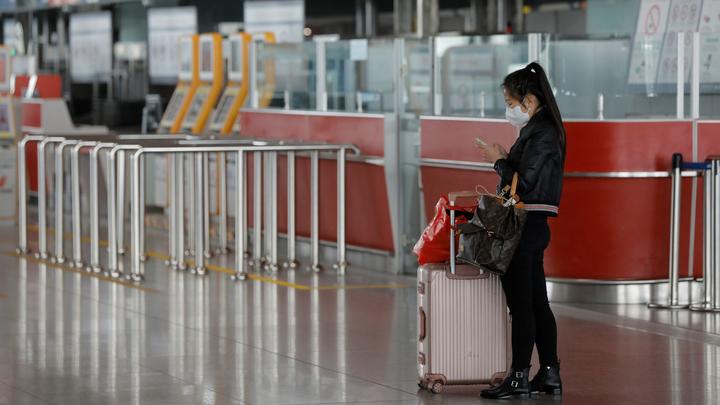 В Пекине отменено более 400 авиарейсов из-за песчаной бури