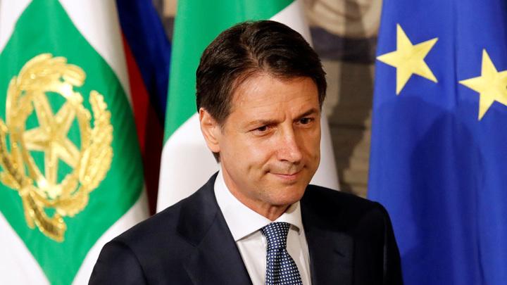 Премьер-министр Италии Джузеппе Конте заявил о намерении подать в отставку