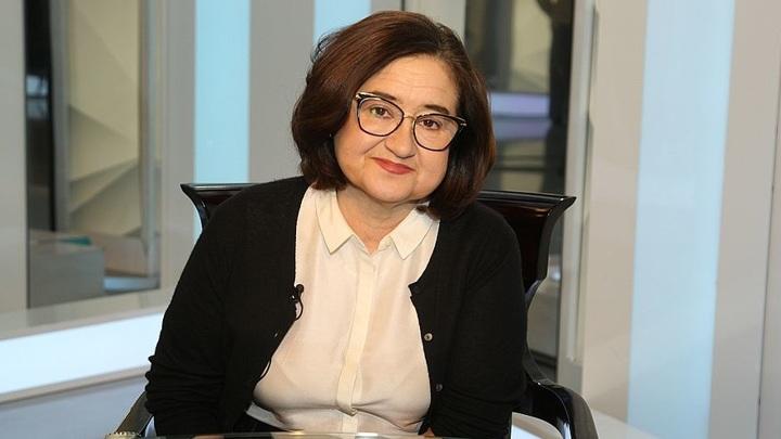 Зельфира Трегулова отмечает день рождения