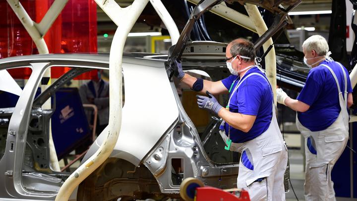 Volkswagen откроет в Европе 6 заводов по производству батарей для электромобилей