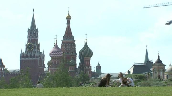 Температурный рекорд 1962 года может быть побит в Москве 14 апреля