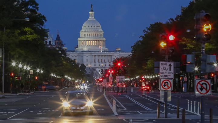 Заседание конгресса США отменено в связи с угрозой штурма Капитолия