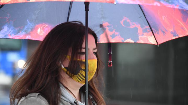 В Москве выпадет до половины месячной нормы осадков