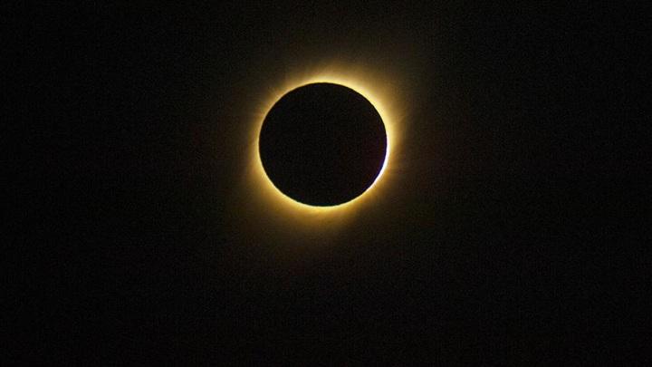 Московский планетарий проведет онлайн-трансляцию полного затмения Солнца