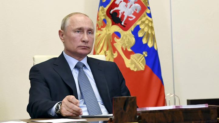 Путин выступил с заявлением по ядерным испытаниям