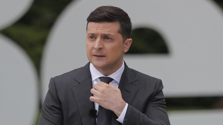 Зеленский сменил главу Генштаба и командующего ООС в Донбассе