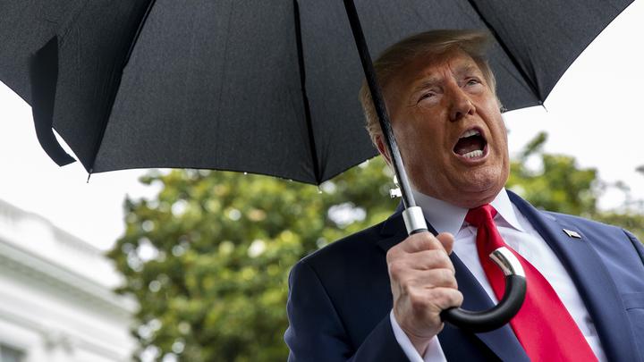 """США """"умирают изнутри"""". Трамп обвинил власти в бездействии"""