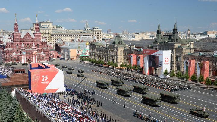 Кремль: парад Победы точно состоится