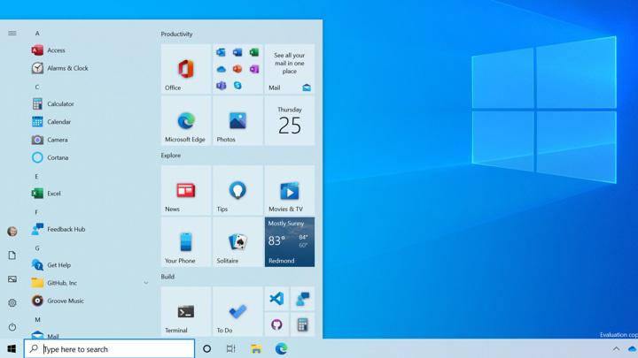 Новый дизайн Windows 10 анонсировали официально