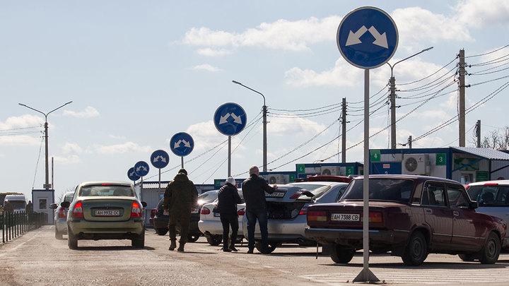 В Донбассе Украину считают террористическим государством