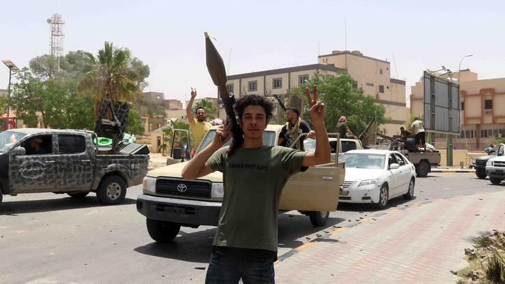 Турция пообещала помочь с освобождением удерживаемых в Ливии россиян