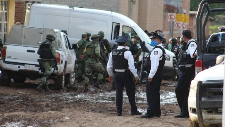 Мексике наркокурьеров в Католическая церковь