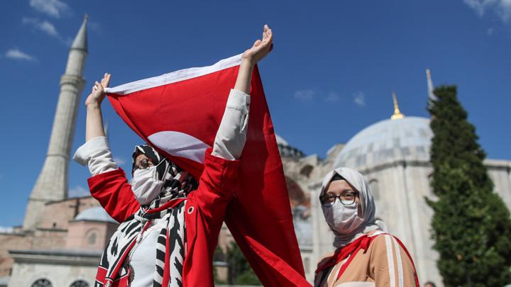 Турция встревожила ООН