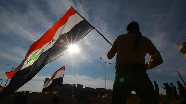 Иракскую базу с американскими военными обстреляли ракетами