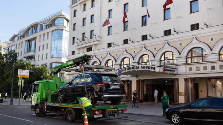 В Москве с апреля подорожают услуги эвакуации