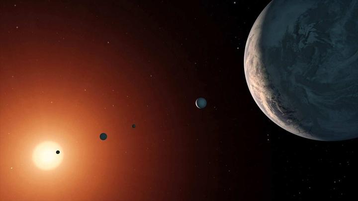 Многопланетные системы далеко не всегда являются стабильными.