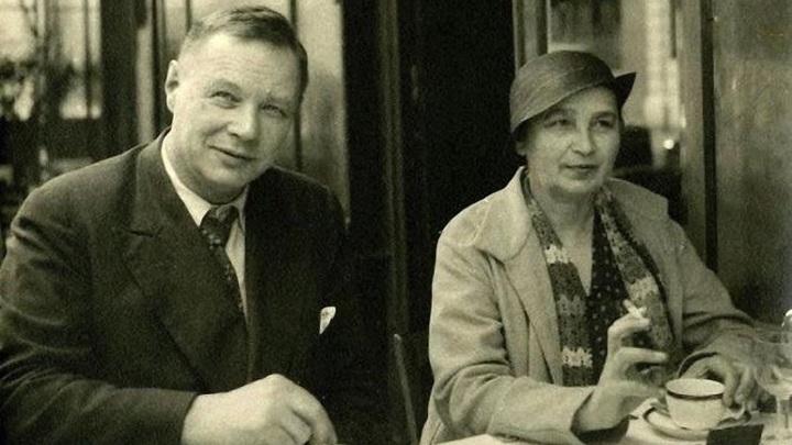 Могила Ларионова и Гончаровой получила мемориальный статус