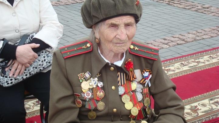 Клавдия Дмитриевна Васильева