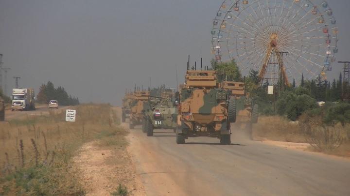 Россия предложила Турции возобновить работу нескольких КПП в Идлибе и Алеппо