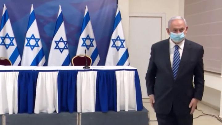 Нетаньяху пообещал сильнее ударить по сектору Газа