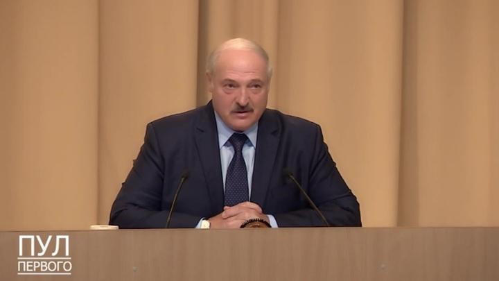 Анонсировано обращение Лукашенко