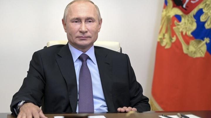 Путин поздравил железнодорожников с профессиональным праздником