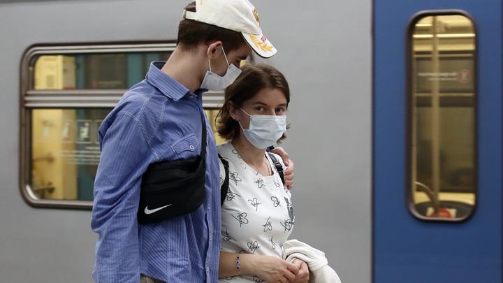 В московском метро вновь проводятся рейды на наличие СИЗов