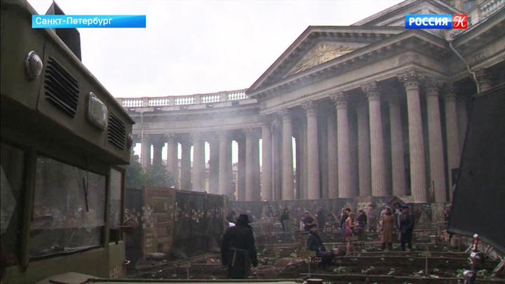 В Санкт-Петербурге начались съёмки многосерийной ленты «Седьмая симфония»