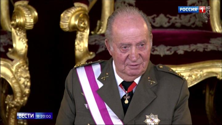 Отъезд экс-короля из Испании может ударить по единству страны