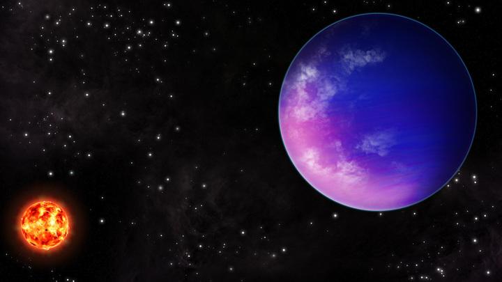 Сверхплотная планета-монстр поставила астрономов в тупик