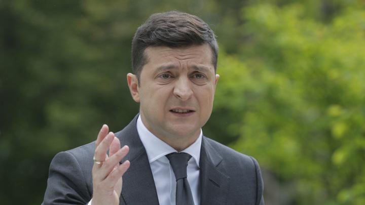 Зеленский заявил, что не смог поговорить с Путиным