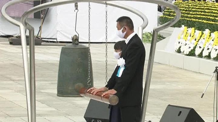 Ровно 75 лет назад США сбросили атомную бомбу на Хиросиму